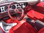 1981 PONTIAC FIREBIRD TRANS AM COUPE - Interior - 139139