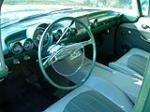 1960 CHEVROLET BROOKWOOD CUSTOM WAGON - Interior - 139157