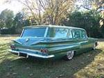 1960 CHEVROLET BROOKWOOD CUSTOM WAGON - Rear 3/4 - 139157