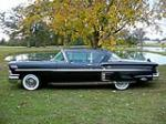 1958 CHEVROLET IMPALA 2 DOOR COUPE - Side Profile - 139158