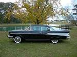 1957 CHEVROLET BEL AIR 2 DOOR HARDTOP - Side Profile - 139159