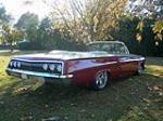 1962 CHEVROLET IMPALA CUSTOM CONVERTIBLE - Rear 3/4 - 139161