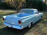 1958 FORD RANCHERO PICKUP - Rear 3/4 - 139164
