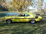 1971 CHEVROLET NOVA 2 DOOR YENKO RE-CREATION - Side Profile - 139167