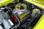 1970 CHEVROLET NOVA SS COUPE - Engine - 139291