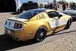 2010 FORD MUSTANG GT CUSTOM FASTBACK - Rear 3/4 - 139315