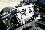 1987 CHEVROLET CORVETTE CONVERTIBLE - Engine - 139359