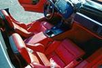 1987 CHEVROLET CORVETTE CONVERTIBLE - Interior - 139359