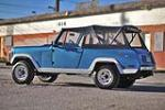 1972 JEEP COMMANDO CONVERTIBLE - Rear 3/4 - 139374