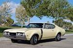 1968 OLDSMOBILE 442 2 DOOR COUPE - Front 3/4 - 139423
