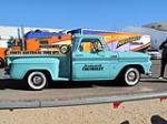 1965 CHEVROLET C-10 CUSTOM PICKUP - Side Profile - 139484