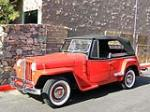1953 WILLYS JEEPSTER  - Front 3/4 - 139493