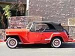 1953 WILLYS JEEPSTER  - Side Profile - 139493