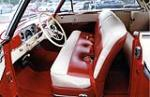 1954 PACKARD CARIBBEAN 2 DOOR CONVERTIBLE - Interior - 139503