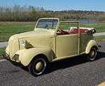 1942 CROSLEY CONVERTIBLE - Front 3/4 - 139507