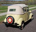 1942 CROSLEY CONVERTIBLE - Rear 3/4 - 139507