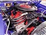 1971 DODGE CHALLENGER R/T CONVERTIBLE - Engine - 139594