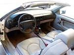 1996 MERCEDES-BENZ 500SL CONVERTIBLE - Interior - 139911