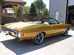 1972 CHEVROLET CHEVELLE MALIBU CONVERTIBLE - Rear 3/4 - 139939
