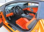 2005 LAMBORGHINI GALLARDO 2 DOOR COUPE - Interior - 142793