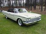 1959 CHRYSLER WINDSOR CONVERTIBLE - Front 3/4 - 151334