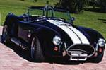1965 SHELBY COBRA RE-CREATION ROADSTER - Front 3/4 - 151335