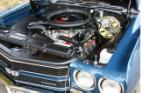 1970 CHEVROLET CHEVELLE LS6 CONVERTIBLE - Engine - 151344