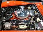 1970 CHEVROLET CORVETTE 2 DOOR COUPE - Engine - 151345