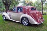 1947 BENTLEY MARK VI CUSTOM 4 DOOR SEDAN - Rear 3/4 - 151350