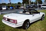 1993 CADILLAC ALLANTE CONVERTIBLE - Rear 3/4 - 151371