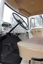 1957 DODGE D-100 SWEPTSIDE PICKUP - Interior - 151375