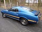 1969 FORD MUSTANG MACH 1 FASTBACK - Rear 3/4 - 151378