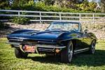 1965 CHEVROLET CORVETTE CONVERTIBLE - Front 3/4 - 151395