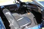 1968 SHELBY GT500 CONVERTIBLE - Interior - 151399