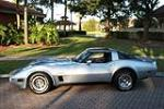 1982 CHEVROLET CORVETTE 2 DOOR COUPE - Front 3/4 - 151465