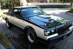 1985 BUICK GRAND NATIONAL 2 DOOR COUPE - Front 3/4 - 151466