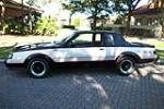 1985 BUICK GRAND NATIONAL 2 DOOR COUPE - Side Profile - 151466
