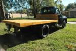 1948 FORD F-4 FLAT BED DUALLY - Rear 3/4 - 151468