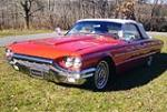 1964 FORD THUNDERBIRD CONVERTIBLE - Front 3/4 - 151472