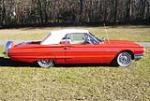 1964 FORD THUNDERBIRD CONVERTIBLE - Side Profile - 151472