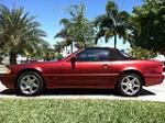 1997 MERCEDES-BENZ SL500 CONVERTIBLE - Side Profile - 151582