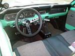 1966 FORD MUSTANG 2 DOOR HARDTOP - Interior - 151667
