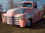 1951 CHEVROLET CUSTOM PICKUP - Front 3/4 - 151669