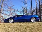 1998 LAMBORGHINI DIABLO VT CONVERTIBLE - Side Profile - 151675