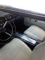 1968 DODGE CORONET R/T 2 DOOR COUPE - Interior - 151703