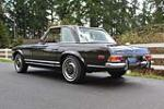 1971 MERCEDES-BENZ 280SL CONVERTIBLE - Rear 3/4 - 151710