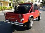 1983 JEEP CJ-8 SCRAMBLER PICKUP - Rear 3/4 - 151726