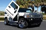 2003 HUMMER H2 CUSTOM SUV - Side Profile - 151728