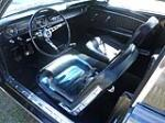 1965 FORD MUSTANG CUSTOM 2 DOOR HARDTOP - Interior - 151730