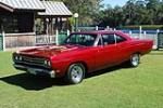 1969 PLYMOUTH ROAD RUNNER 2 DOOR HARDTOP - Front 3/4 - 151732